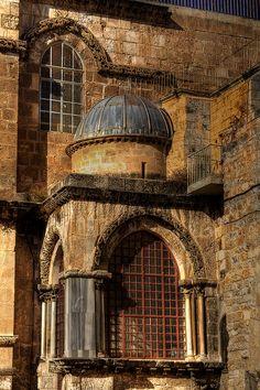 Holy Sepulcher . Jerusalem