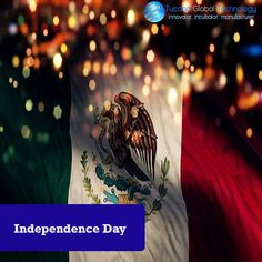 Happy #IndependenceDay in #Mexico