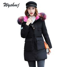 ff1691b7c129 Click to Buy    WYSHMJ 2017 New women Large Raccoon Colours Fur Collar.