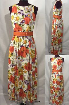 1960's   Evelyn Pearson   Day Dress by StephaniesPaige on Etsy