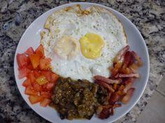 Eu que fiz!: I ❤ café da manhã!! - #paleo  #lowcarb  #comidasaudavel  #lchf  #euquefiz