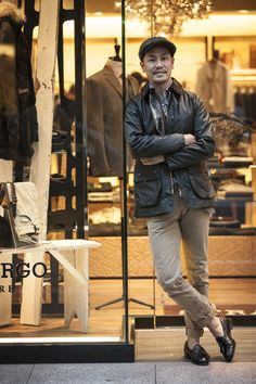 Barbour People | Barbour Life And People
