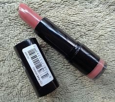 NYX Round Lipstick Hermes Review and Swatches