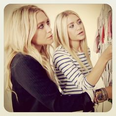 Mary-Kate and Ashley <3