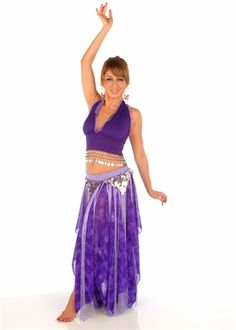 Love this costume from Miss Belly Dance