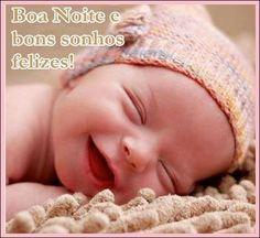 Boa Noite e bons sonhos felizes!