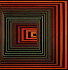 Vonal SSZ by Victor Vasarely