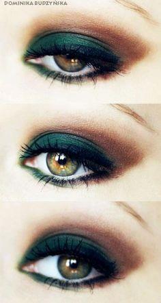 Awesome Eye Makeup by Dominika Budzyńska (You can find her in fb http://www.facebook.com/budzynskaphotographymakeup )