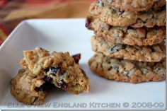 oatmeal-choc-chip.... Vegan Oatmeal Cherry Chocolate Chip Cookies  Adapted from bakingsheet.com, originally from The Frog Commissary Cookbook  (makes about 4 dozen large cookies or a lot more smaller ones!) ... Thinking about adding dried cherries.