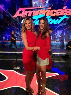 America's Got Talent with Heidi Klum