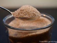 Helt ekte vaniljesukker | TRINEs MATblogg