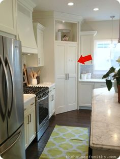 2017 Salt Lake City Parade Of Homes A Hy House Per Nook Above The Pantry Door Pamela Brown Welch Kitchen Storage Ideas