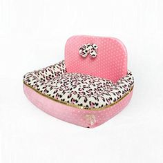 BinmerTM Pet Dog Puppy Cat Warm Bed House Plush Cozy Nest Mat Pad Sofa pink >>> You can find out more details at the link of the image.