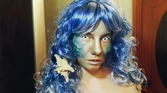 #sfx #specialeffects #horrormakeup #mermaid