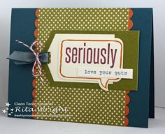 April 2013 Pumpkin Variation. Rita's Creations: FMS and Stampin' Up! My Paper Pumpkin