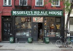 McSorley's Old Ale House - NYC