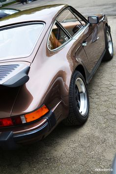 Porsche 911 SC 1978 by Rick Wolterink, via Flickr
