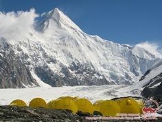 Trekking along Inylchek glacier. To the toe of the Khan-Tengri peak. http://www.centralasia-travel.com/en/trekking/tien-shan/inylchek Itinerary duration: 14 days Group №1.13.07 - 26.07.2017 The cost of the tour: 2230 USD  #inylchek #glacier #khantengry #trek #mountain #hiking #tienshan #merzbacher #kyrgyzstan