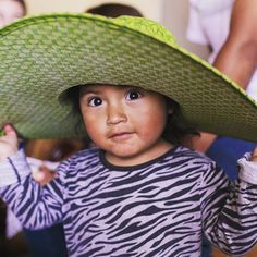 In #Ecuador, the benefit of one child in a home who attends a Compassion program means benefits for the entire family. As a sister of a Compassion student, this precocious 2-year-old gets in on the home visit fun by showing off her favorite hat. By focusing on the needs of the individual #child, everybody wins. Help a child in Ecuador today by becoming their sponsor. Your investment in one child means many others will be blessed too. Visit the link in our bio and #sponsor today…