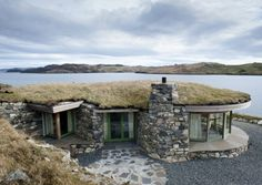 Eagle Bay Cottages - Tripadvisor - Holiday Rental in Isle of Lewis Underground Building, Cliff House, Outer Hebrides, Holiday Lettings, Open Fires, Nautical Home, Grand Designs, Coastal Homes, Rental Property