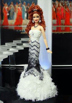 Miss New Mexico Barbie Doll 2014