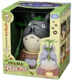 Amazon.com: Studio Ghibli Totoro Dondoko Odori Figure Lamp: Toys & Games