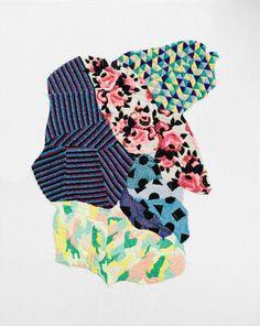 love Jasmin Berakha's work (reminds me of Mondo's style from project runway) via arthoud