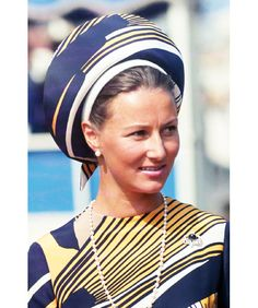 royalwatcher:  Crown Princess (now Queen) Sonja of Norway