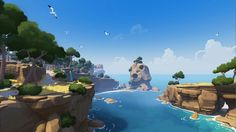 Rime's first new trailer in years re-introduces the beautiful adventure game - Polygonclockmenumore-arrowpoly-lt-wire-logo : No longer a PS4 exclusive