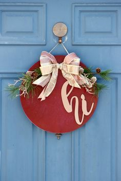 Accent Sign Farmhouse Sign Valentines Wreath Love Sign Wreath Accent Wreath Obsessed Wall Decor Metal Sign Door Decor