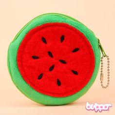 Soft Watermelon Purse