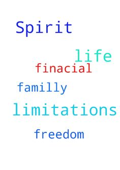 Spirit of limitations in my life and - Spirit of limitations in my life and finacial freedom in my familly Posted at: https://prayerrequest.com/t/HNR #pray #prayer #request #prayerrequest