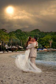 Gah! So romantic! {The Westin St. John Resort & Villas}