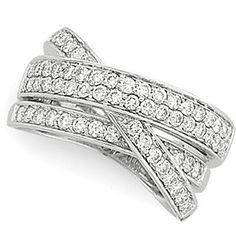 1 ct tw Diamond Anniversary Band | Stuller.com