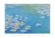 Monet - Water Lillies 1905