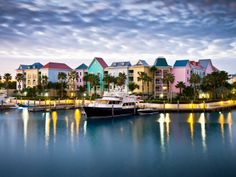 Nassau, the capital city, is located on the island of New Providence
