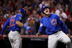 It's true. The Cubs won their first World Series title since 1908. In Game 7, the Cleveland Indians rallied to force extra innings, but the Cubs prevailed.