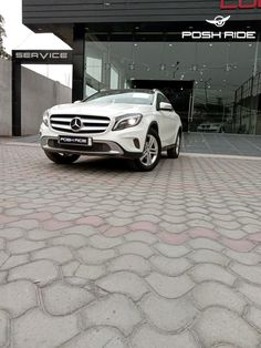 Mercedes GLA 200 CDI Sport (Diesel) Model 2015 white color Km Done - 69000 First Owner PB10 Fancy Number Please Contact Posh Ride for More information 7307303303 Mercedes Gla, Used Luxury Cars, Alpine White, Bmw 5 Series, Used Cars, Diesel, Audi, Fancy, Number