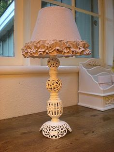 Hobby Lobby Lamp Shades Gorgeous I Just Saw This Burlaprhinestone Trim At Hobby Lobby Today And Decorating Inspiration