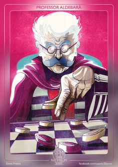 Arte do Denis Freitas, http://denisfreitas.com/