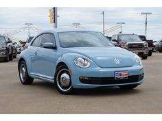 Used 2012 Volkswagen Beetle 2.5L (A6) in Fort Smith, AR Area - Harry Robinson Buick GMC #VW #BUG