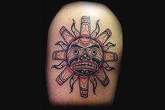 ハイダ / Haida tattoo