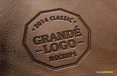 mockups de logotipos