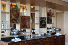 Sheraton Club Lounge Bar Lounge, Club, Bar, Painting, Airport Lounge, Drawing Rooms, Painting Art, Lounges, Paintings