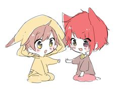 Cute Anime Boy, Anime Guys, Cute Chibi, Anime Chibi, Neko, My Idol, Fashion Art, Cool Art, Super Cute