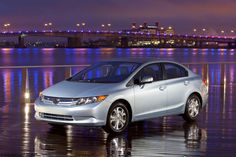 Honda Civic IMA Sedan Hybrid