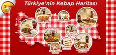 Türkiye Kebap Haritası