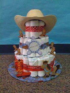 Wedding cake hobby lobby cake toppers 12 inch gold cake stand cake on blush wedding band, hobby lobby wedding cake toppers Boy Baby Shower Themes, Baby Shower Cakes, Baby Boy Shower, Baby Shower Decorations, Baby Shower Gifts, Baby Gifts, Cowboy Diaper Cakes, Fondant, Diaper Cake Instructions