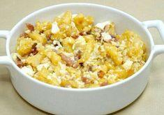 Huevos revueltos con patatas y pimientos – Varomeando [Manuel Apir] Macaroni And Cheese, Menu, Ethnic Recipes, Food, Gastronomia, Gourmet, Microwaves, Sliced Potatoes, Cooking Recipes