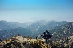 Qingdao Top Attractions-Mt. Laoshan